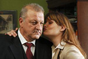 Abschiedskuss für Wilsberg, Ina Paule Klink verlässt die Serie zum Jahresende (Foto: ZDF)