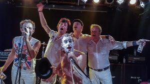 Nach 40 Jahren Immer noch bester Laune: The Adicts (Foto: André Stegemann)