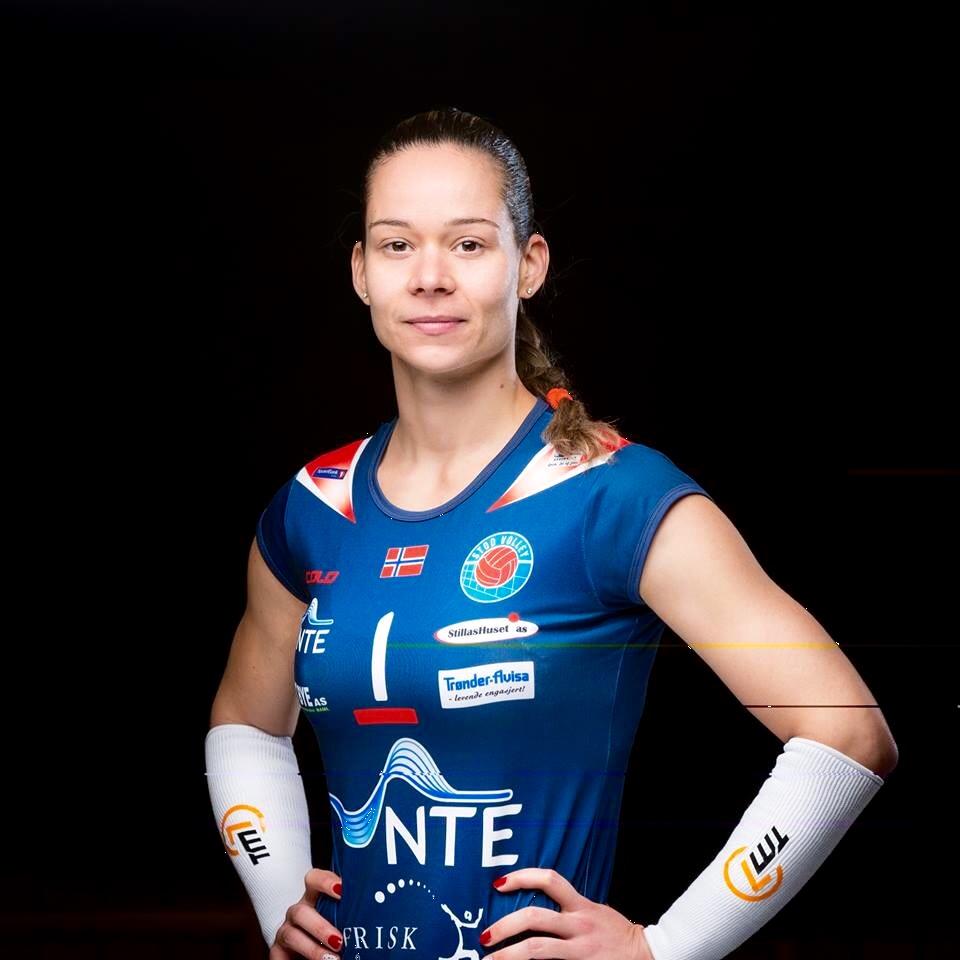 Amanda Ferreira Menezes Sá (Foto: Stod Volley / Andreas Buaro)