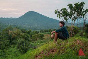 Ein ruhiges Neujahr 2015 im geschlossenen Katavi Nationalpark in Tansania. (Foto: privat)