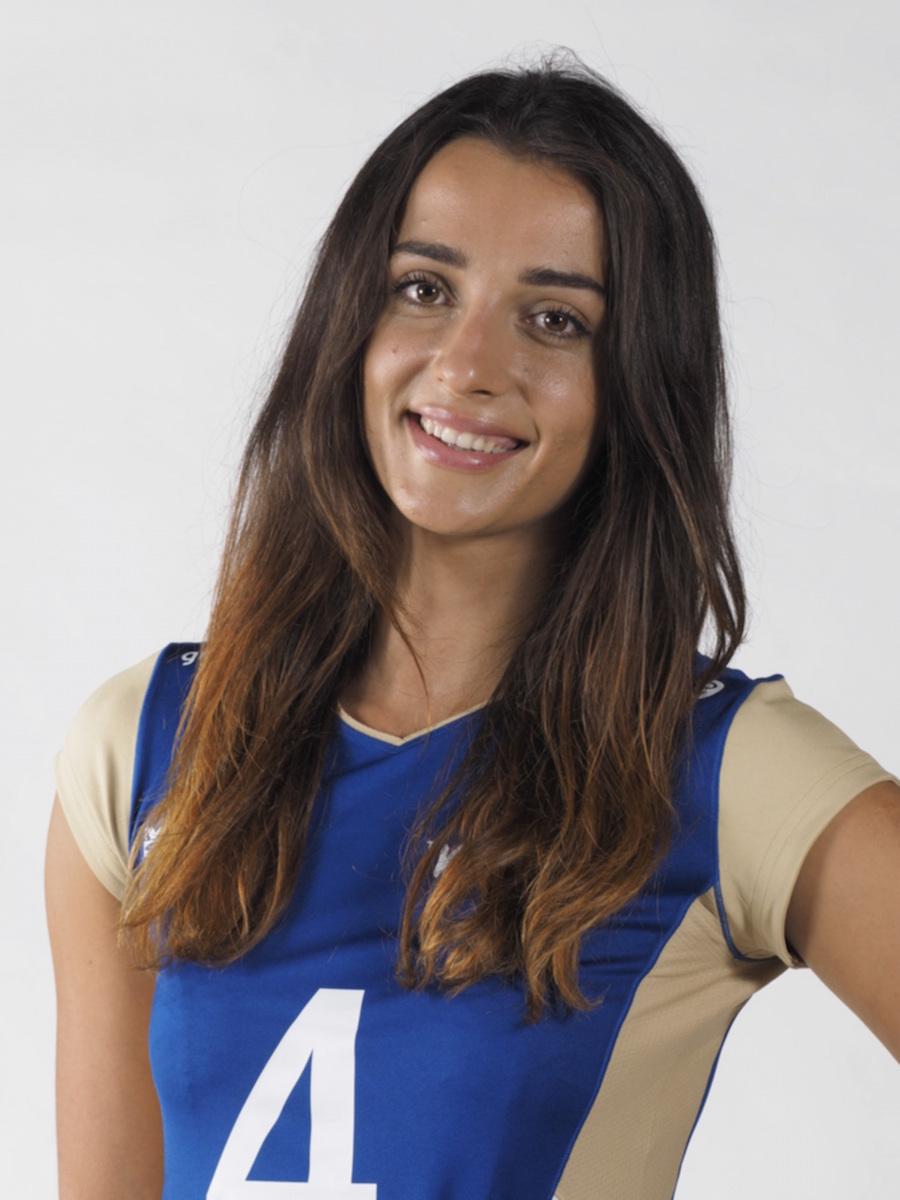 Andrea Lakovic (Foto: TS Volley Düdingen)
