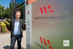 Michael Schmitz, Sprecher der Apothekerkammer Westfalen-Lippe (Foto: Michael Bührke)