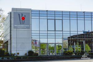 Die Stadt stellt eine Million Euro für das Impfzentrum in der Halle Münsterland bereit. (Archivbild: Claudia Feldmann)