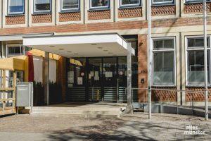Die Stadtverwaltung Münster fährt auf Minimalbetrieb herunter. Online oder per Telefon kann man aber weiterhin viele Angelegenheiten erledigen. (Archivbild: Claudia Feldmann)