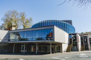 Im Theater Münster wird ab kommenden Samstag wieder gespielt - unter strengen Sicherheits- und Hygienevorschriften. (Foto: Claudia Feldmann)