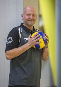 Der Vertrag von USC Trainer Axel Büring wird nicht verlängert. (Foto: USC Münster / Wilfried Gerharz)