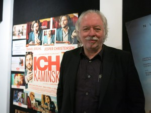 Wolfgang Becker im Schloßtheater (Foto: Veranstalter)