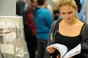 Was tun nach der Schulzeit? Die Horizon-Messe bietet Entscheidungshilfen. (Foto: PR)