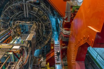 Der ALICE-Detektor am Kernforschungszentrum CERN. (Foto:CERN / Anna Pantelia)