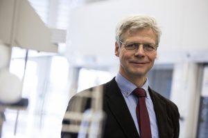 Prof. Dr. Thomas Schupp ist Erstautor einer Studie zum Thema Bleibelastung in Ackerböden. (Foto: FH Münster/Wilfried Gerharz)