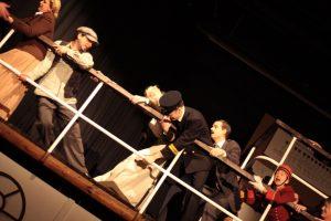 "Das Freie Musical-Ensemble Münster spielt ""Titanic"". (Foto: FME)"