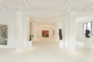 Die Galerie Laing. (Foto: Klaus Altevogt)