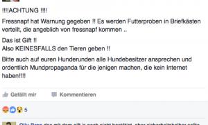 (Foto: Screenshot Facebook)