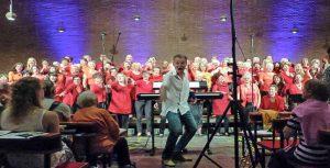 Der epiFUNias Chor. (Foto: Elly Kemper)