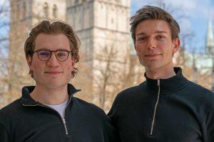 """Henrik Volkmann (l.) und Freddy Bock sind die Gründer von """"Bock Studios"""" (Foto: Bock Studios)"""
