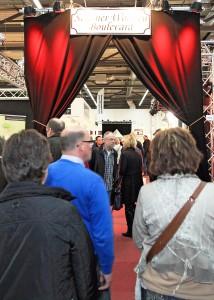 Vom 20. bis zum 22. März dreht sich in der Halle Münsterland alles um Bauen & Wohnen. (Foto: Pressefoto)
