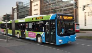 Der Karneval sorgt für Änderungen beim Busverkehr in Hiltrup und Wolbeck (Foto: Stadtwerke)