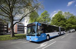 Umleitungen im Busverkehr am Sonntag. (Foto: Stadtwerke)