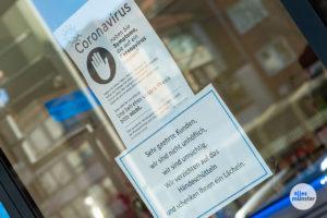 In Zeiten des Corona-Virus kommt es auch in Münster auf die Disziplin jedes Einzelnen an. (Foto: Michael Bührke)