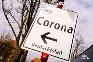 Was bedeutet die zweite Corona-Welle für Münster? (Archivbild: Michal Bührke)