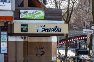 """""""Wir sind bei Null. Unsere Geschäfte liegen komplett auf Eis"""", sagt Dominik Becker, der neben der Gazelle auch das Walk of Fame betreibt. (Foto: Stephan Günther)"""