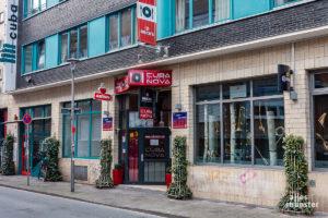 Mindestens bis zum 19. April wird es auch an den Abenden vor und im Club CUBA NOVA so menschenleer bleiben. (Foto: Stephan Günther)