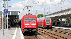 Auch Münster werden wieder viele Züge stehenbleiben. (Foto: Deutsche Bahn / Wolfgang Klee)