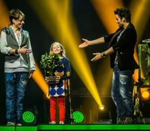 ALLES MÜNSTER sucht ein Kind, das mit den Ehrlich Brothers auf der Bühne, wie hier in München, zaubern möchte. (Foto: Promo)