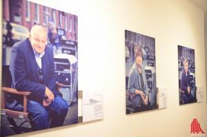 Wilsberg goes Krebsberatung: Leonard Lansink, Ina Paule Klink und Roland Jankowsky sagen ganz klar: Krebsvorsorge – eine einfache Entscheidung. (Foto: tk)