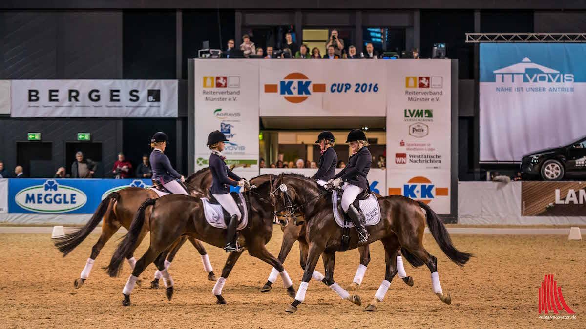 Der K+K Cup geht in die nächste Runde. (Foto: wf / Weber)