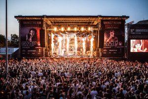 Das Vainstream Rockfest 2015 (Bild: Pressefoto/Kingstar Music)