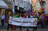 Der CSD 2015 in Münster. (Foto: HetiFotowelt)