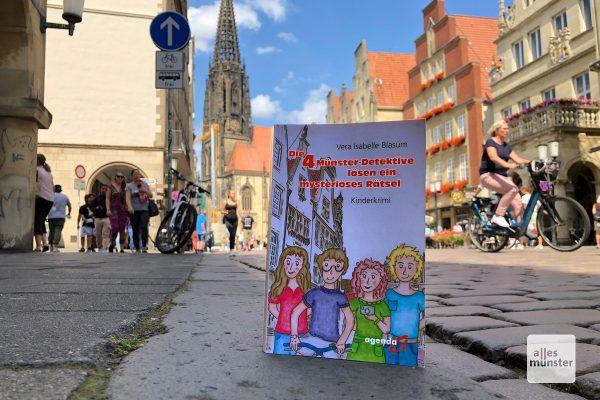 Das Titelbild stammt ebenfalls aus der Feder der Autorin. (Foto: Bührke)