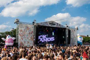 Am 9. Juni wird am Kamp wieder gefeiert, beim Docklands Festival 2018. (Foto: sg)