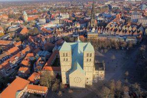 Wie hoch mag die Dunkelziffer bei den Missbrauchsfällen im Bistum Münster sein? (Foto: DronesPhotography)