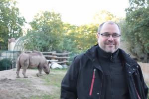 Dr. Thomas Wilms soll die Nachfolge von Jörg Adler im Allwetterzoo antreten. (Foto: Zoo Frankfurt)