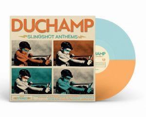 """Das Debutalbum """"Slingshot Anthems"""" ist auch in verschiedenen Vinyl-Variationen erchienen. (Foto: Uncle M Music)"""