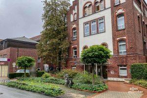 Die Alexianer GmbH übernimmt Mehrheitsanteile am Evangelischen Krankenhaus Johannisstift Münster im Kreuzviertel. (Foto: Thomas Hölscher)