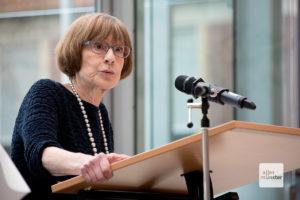 Sara J. Bloomfield ist Direktorin des United States Holocaust Memorial Museum in Washington D.C. (Foto: Michael Bührke)