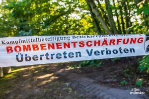 An der Brunnenstraße im Stadtteil Pluggendorf könnte kommende Woche die nächste Blindgängerentschärfung anstehen. (Archivbild: Thomas Hölscher)