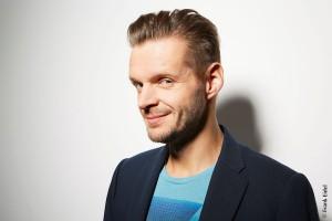 Kabarett Florian Schroeder kommt ins Kap. 8. (Foto: Frank Eidel)