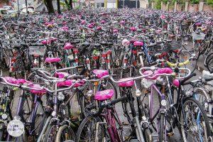 Am Montag ist europäischer Tag des Fahrrades. (Archivbild: Lissel)