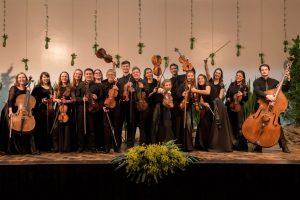 """Das Kammerorchester """"Camerata Ivoti"""" aus Brasilien spielt am 26. Januar mit dem Jugendorchester Havixbeck in der Erlöserkirche. (Foto: Pressefoto)"""