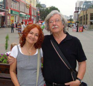 Gudrun und Karl Wolff. (Foto: privat)