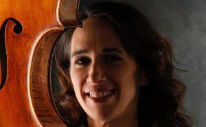 Solistin Elisabeth Fürniss (Foto: Alexander Vejnovic)