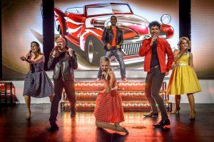 """Bei den """"Musical Highlights"""" darf natürlich der Klassiker """"Grease"""" nicht fehlen. (Foto: Micke Ovesson)"""