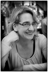 Die Münsteraner Autorin Greta Abend. (Foto: Pressefoto)