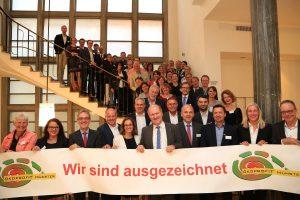 Die Münster Arkaden wurden als ÖKOPROFITBetrieb zertifiziert. (Foto: Pressefoto)