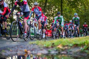 Interessierte können an einem Streckentest für den Münsterland Giro teilnehmen. (Foto: Henning Angerer)