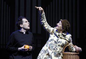 Florian Bender und Monika Hess Zander sind das gegensätzliche Paar. (Foto: Klaus Lefebvre)